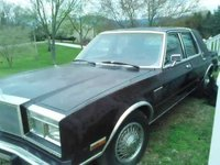 Picture of 1988 Chrysler Fifth Avenue Base, exterior