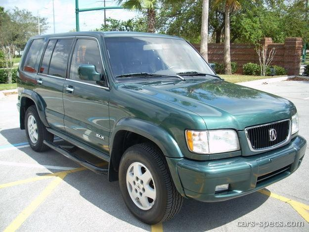 Picture of 1998 Acura SLX, exterior