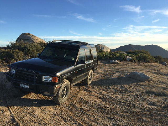 Picture of 1996 Land Rover Discovery 4 Dr SE7 AWD SUV, exterior, gallery_worthy