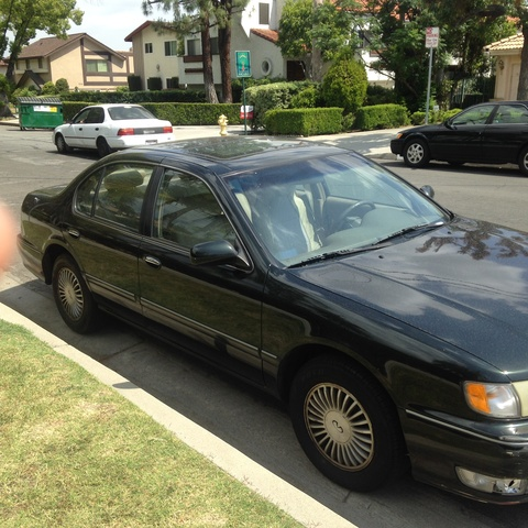 Picture of 1997 Infiniti I30 4 Dr STD Sedan