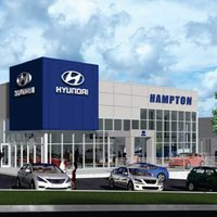 Hampton Hyundai logo
