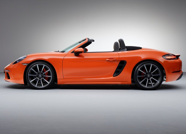 Picture of 2017 Porsche 718 Boxster S RWD, exterior, gallery_worthy