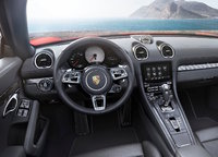 Picture of 2017 Porsche 718 Boxster S Convertible, interior