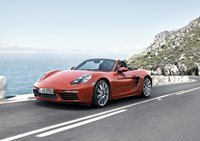 Picture of 2017 Porsche 718 Boxster S Convertible, exterior, gallery_worthy