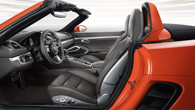 Picture Of 2017 Porsche 718 Boxster S RWD, Interior, Gallery_worthy Amazing Pictures