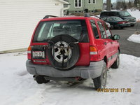 Picture of 2001 Chevrolet Tracker Base 4WD, exterior