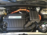 Picture of 2003 Honda Civic Hybrid FWD, engine, gallery_worthy