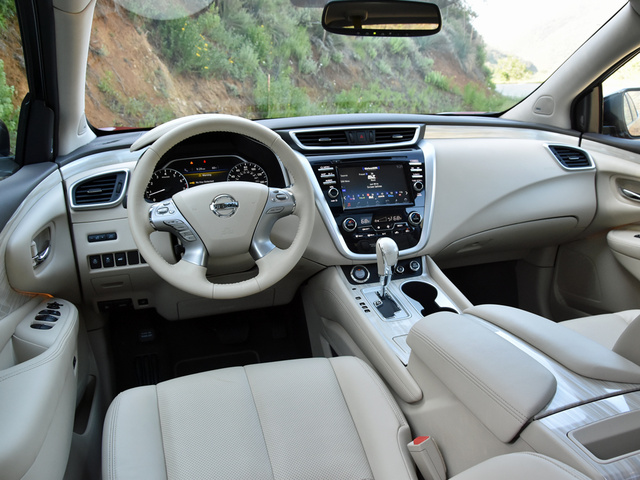 2016 Nissan Murano Pictures Cargurus