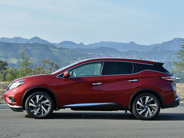 2016 Nissan Murano Test Drive Review Cargurus