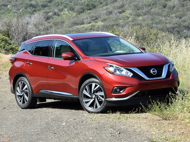 2016 nissan murano pictures cargurus. Black Bedroom Furniture Sets. Home Design Ideas
