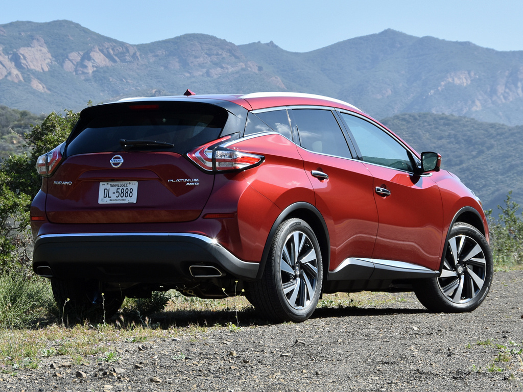 2016 nissan murano for sale in your area cargurus. Black Bedroom Furniture Sets. Home Design Ideas