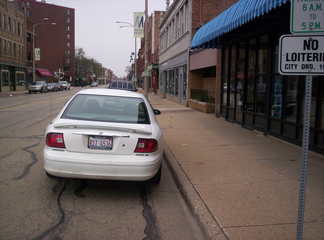 Picture of 2003 Mercury Sable GS