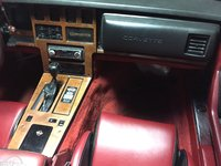 Picture of 1984 Chevrolet Corvette Coupe RWD, interior, gallery_worthy