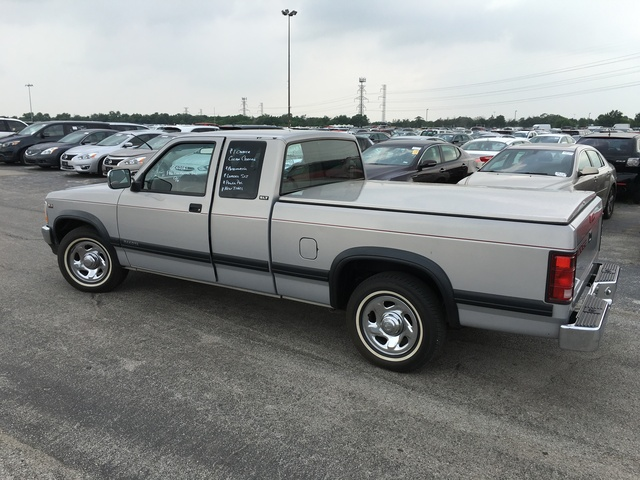 Dodge Dakota Dr Slt Standard Cab Lb Pic X on 1991 Dodge Dakota Club Cab 4wd