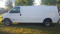 Picture of 1998 GMC Savana Cargo G3500 Cargo Van Extended, exterior, gallery_worthy