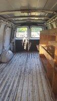 Picture of 1998 GMC Savana Cargo G3500 Cargo Van Extended, interior