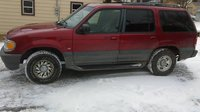 Picture of 1998 Mercury Mountaineer 4 Dr STD AWD SUV, exterior