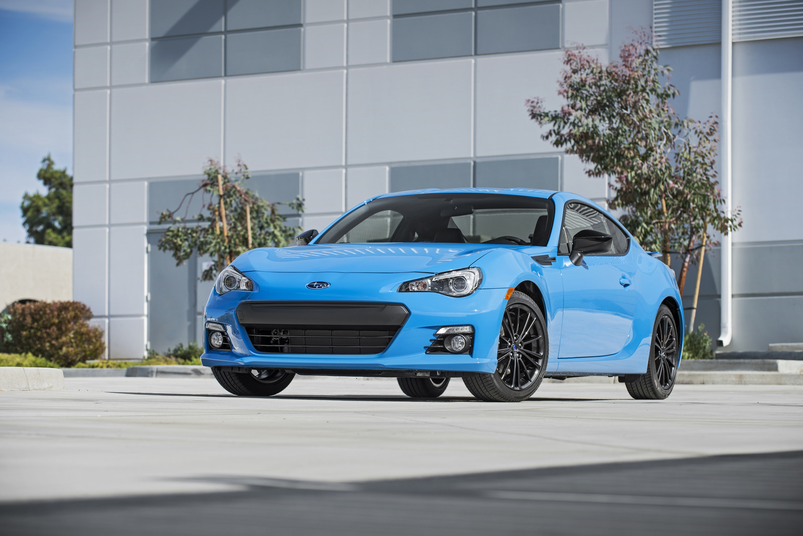 Picture of 2016 Subaru BRZ Series.HyperBlue