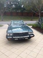 Picture of 1989 Mercedes-Benz 560-Class 560SL Convertible, exterior