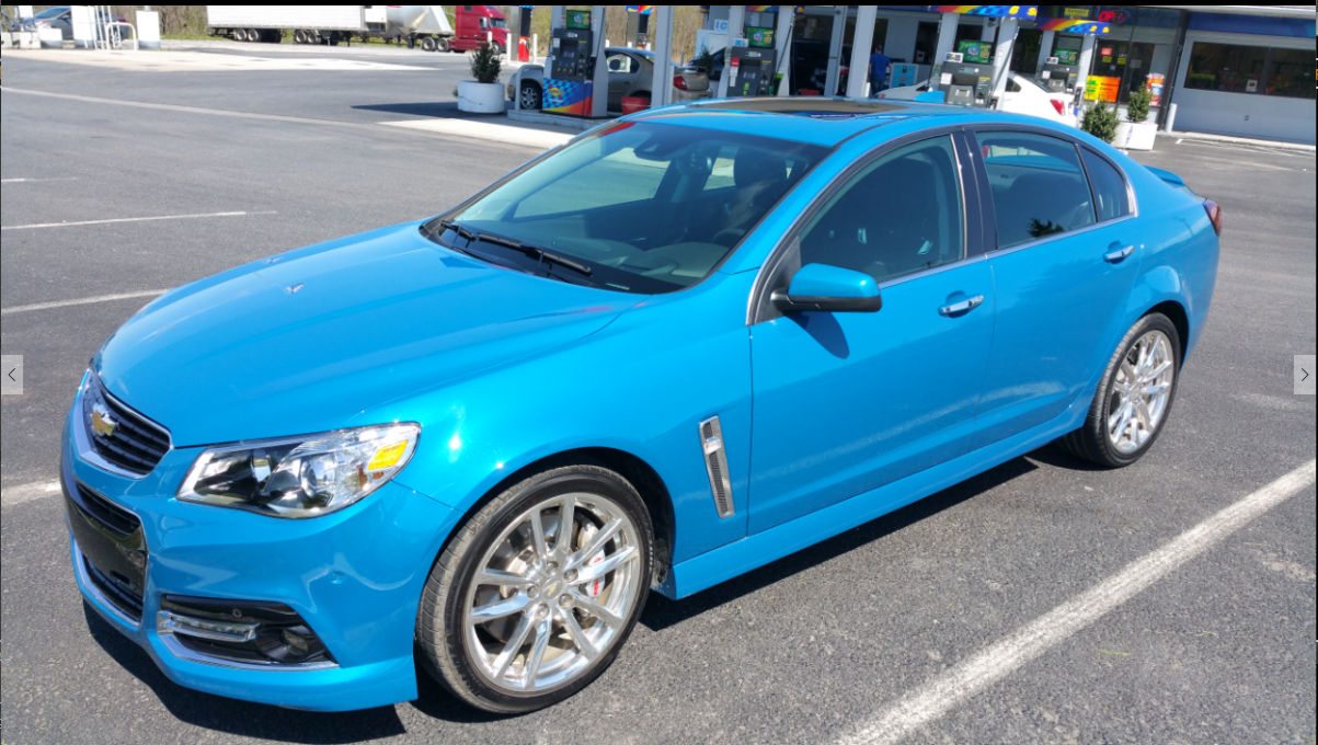 2015 2016 chevrolet ss for sale in your area cargurus. Black Bedroom Furniture Sets. Home Design Ideas