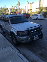 Picture of 2002 Toyota 4Runner Limited, exterior