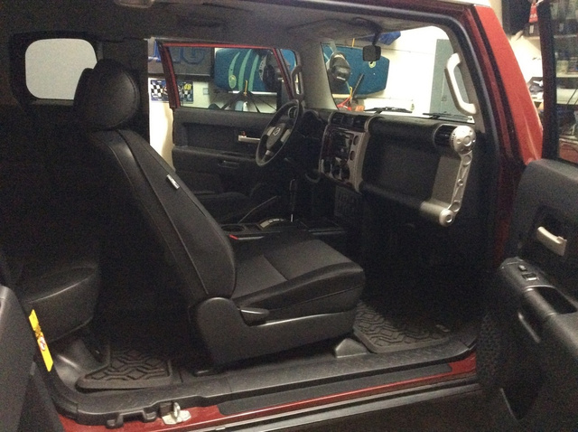 High Quality Picture Of 2008 Toyota FJ Cruiser 2WD, Interior, Gallery_worthy Nice Ideas