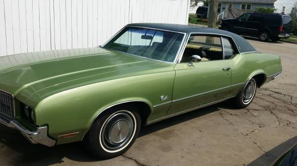 Picture of 1971 Oldsmobile Cutlass Supreme