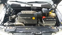 Picture of 2001 Saab 9-5 SE, engine