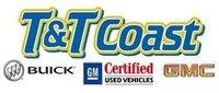 T&T Coast Buick GMC logo
