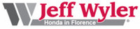Jeff Wyler Honda in Florence logo
