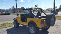 1979 Jeep CJ-7 Overview