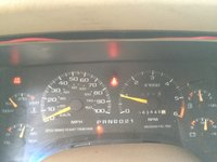 Picture of 1996 GMC Jimmy 4 Dr SLT 4WD SUV, interior