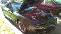 Picture of 2002 Pontiac Firebird Trans Am, engine