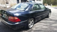 Picture of 2002 Acura RL 3.5L, exterior