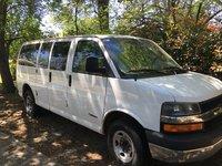 Picture of 2004 Chevrolet Express G1500 Passenger Van, exterior