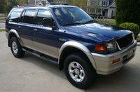 Picture of 1999 Mitsubishi Montero Sport 4 Dr Limited SUV, exterior
