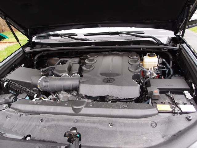 Picture of 2015 Toyota 4Runner TRD Pro 4WD, engine, gallery_worthy