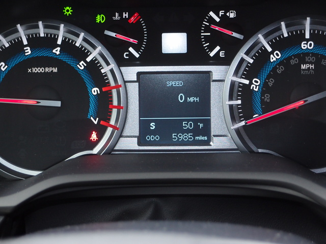 Picture of 2015 Toyota 4Runner TRD Pro 4WD, interior, gallery_worthy