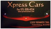 Xpress Cars logo