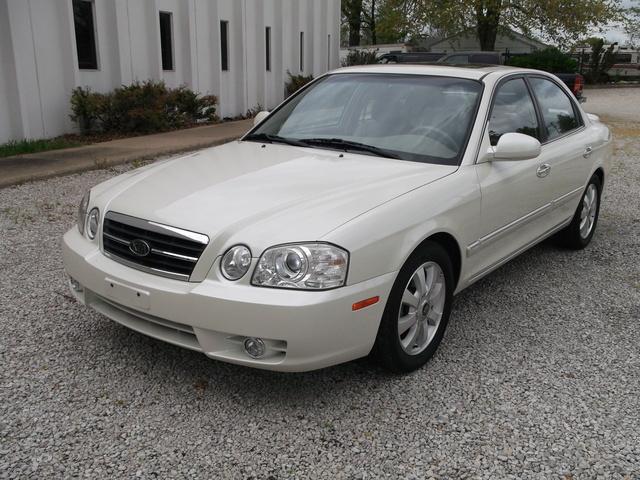 Picture of 2005 Kia Optima EX V6