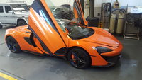 Picture of 2016 McLaren 570S Coupe, exterior