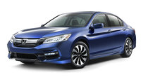 Honda Accord Hybrid Overview