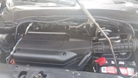 Picture of 2004 Honda Pilot EX-L AWD, engine