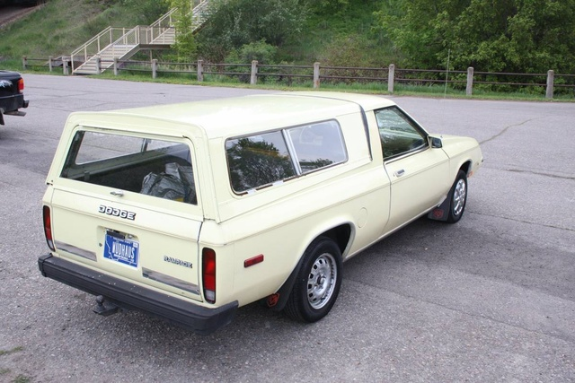 Picture of 1982 Dodge Rampage