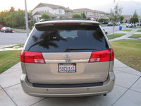 Picture of 2004 Toyota Sienna 4 Dr XLE Limited Passenger Van, exterior