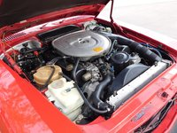 Picture of 1987 Mercedes-Benz 560-Class 560SL Convertible, engine