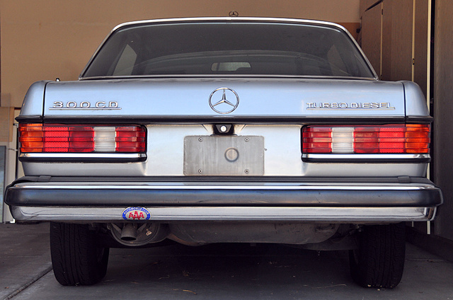 Picture of 1984 Mercedes-Benz 300-Class 300CD Turbodiesel Coupe