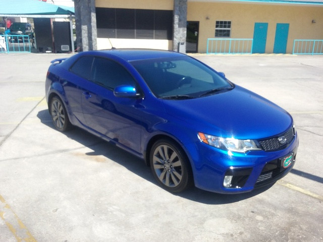 Picture of 2013 Kia Forte Koup SX