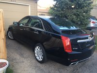Picture of 2015 Cadillac CTS 2.0L, exterior