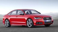 2017 Audi S6, Front-quarter view., exterior, manufacturer, gallery_worthy